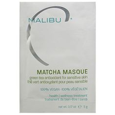 Malibu C Matcha Masque .17 oz each 12 packets ** Continue to the product at the image link.