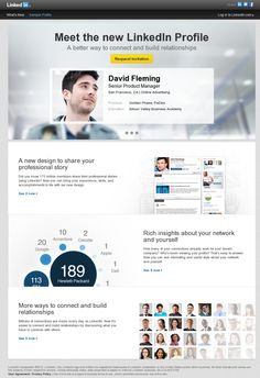 Get the new #LinkedIn Profile http://linkd.in/New_LinkedIn_Profile via @Ulli Nobis™