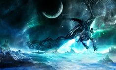 Blue Dragon Wallpapers 9561 | DFILES