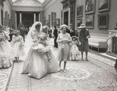 Rare Photos From Princess Diana and Prince Charles' Wedding Released - HarpersBAZAAR.com