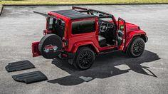 Jeep Wrangler Sahara CJ400