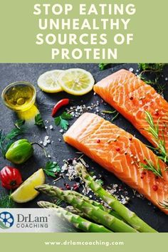 You'll be surprised to know that unhealthy sources of protein can wreak havoc on your health. Eating the right type of protein can ensure optimal health. Adrenal Health, Adrenal Fatigue, Gut Health, Health And Wellness, Health Tips, Health Fitness, Fatigue Syndrome, Protein Sources, Health Eating
