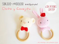 Mesmerizing Crochet an Amigurumi Rabbit Ideas. Lovely Crochet an Amigurumi Rabbit Ideas. Loom Knitting Patterns, Crochet Patterns Amigurumi, Amigurumi Doll, Amigurumi Tutorial, Crochet Home, Love Crochet, Easy Crochet, Beginner Knitting Projects, Crochet Projects
