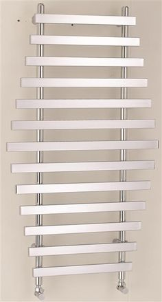Aquaheat Samba 1200 x 700mm Designer Heated Towel Rail