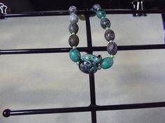 Froggy by LittlebrusBracelets on Etsy, $12.00