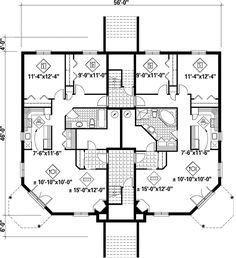 multigenerational house plans family house plan