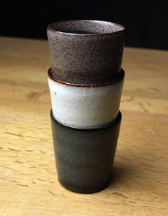 Basic Series handmade Danish ceramics by Tortus Copenhagen.