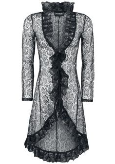 Goth Lace Jacket von Gothicana by EMP