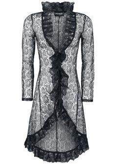 Goth Lace Jacket von Gothicana by EMP