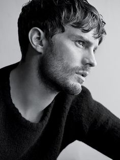 Jamie Dornan by Karim Sadliॐ☚★ #ONELOVE #chinashavers #anartistbyblood… Plus
