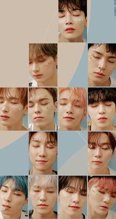 Woozi, Wonwoo, Jeonghan, Seungkwan, Carat Seventeen, Seventeen Debut, K Pop, Vernon Chwe, Oppa Gangnam Style