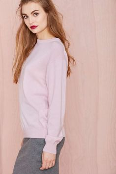 Anette Cashmere Sweater - Pullover | Lena Dunham Is A Nasty Gal | Tops |  | Clothes | Sweaters