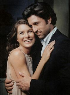 Meredith & Derek, - Grey's Anatomy
