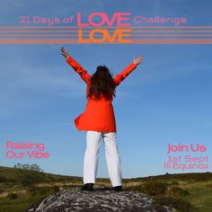What if you gave yourself 21 days of total pleasure, love & fun! What would it do to your Being, your Body, even your Brain? Love Challenge, Passion Project, 21 Days, Love Life, Brain, Challenges, 21st, Let It Be, Fun
