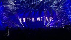 i am hardwell united we are | amsterdam #iamhardwell #hardwell #unitedweare #edm #ziggodome