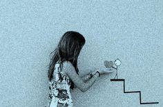 """""""El contacto solo puede ser bueno y creativo cuando existe el apoyo necesario para permitirlo [...] y el contacto es el reconocimiento de que lo que tiene 'el otro de único'"""" (Laura Perls)"""