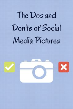 Great tips via @hootsuite - To reach the full visual engagement potential of your social media pictures, here are DOs and DON'T for your page's essential visual elements: profile photos, cover images, and picture posts. http://blog.hootsuite.com/dos-and-donts-of-social-media-pictures/ #socialmedia