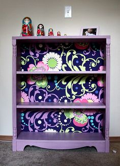 awesome shelf!!! and some other awesome projects! mod podge rocks blog