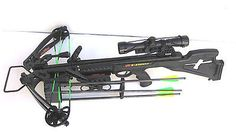 Crossbows 33972: Display Pse Fang 350 Black Complete Crossbow Package -Scope Arrows Quiver 1246 -> BUY IT NOW ONLY: $249.99 on eBay!