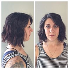 Edgy bob by classic pgh