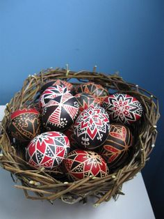hungarian easter eggs - Google Search