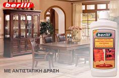 berill-Ειδικό λάδι καθαρισμού και περιποίησης επίπλων - Καθαριστικά προϊόντα berill και foamill οικιακής και επαγγελματικής χρήσης Popcorn Maker, Kitchen Appliances, Home, Diy Kitchen Appliances, Home Appliances, Ad Home, Homes, Kitchen Gadgets, Haus