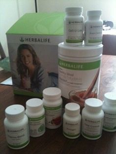 NEW! Herbalife Weight Loss Programs: Ultimate Advanced Basic