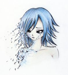 Fairy tail// Juvia Lockser