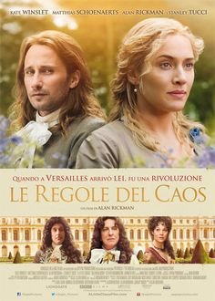 Un film di Alan Rickman. Con Kate Winslet, Matthias Schoenaerts, Alan Rickman, Stanley Tucci, Helen McCrory. GB, 2014