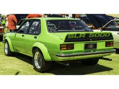 1977 HOLDEN TORANA A9X Maintenance/restoration of old/vintage vehicles: the material for new cogs/casters/gears/pads could be cast polyamide which I (Cast polyamide) can produce. My contact: tatjana.alic@windowslive.com
