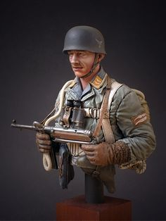 Image result for oberst 6th army stalingrad bust