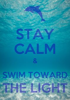 Stay calm.