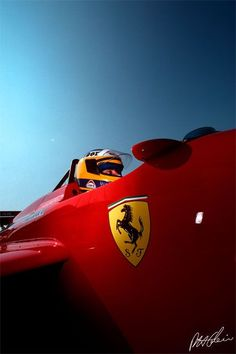 Michele Alboreto - Ferrari F1