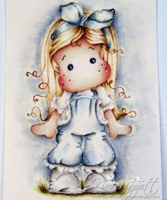 Magnolia Cards by Kim Piggott: Magnolia's Spring Blog Hop............