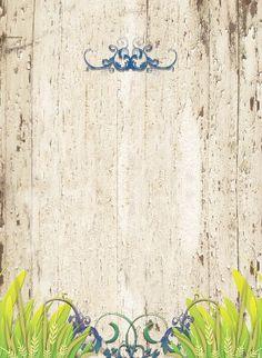 Studio: Wedding Invitations, Rustic Flora