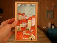 mandarinux: Paper Theater