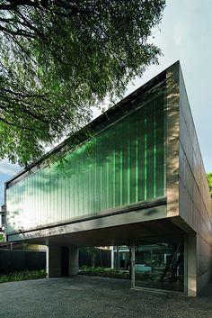 Bacopari House by Una Arquitetos