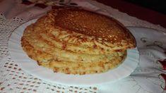 Mandulaliszt palacsinta - Palacsinta receptek Pancakes, Muffin, Breakfast, Food, Morning Coffee, Muffins, Meal, Crepes, Essen