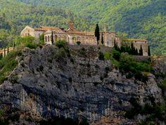 Ruta de las ermitas de la Sierra de Cardó, Tarragona. Todo un descubrimiento. Recomendable. Muy mística.