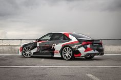 MTM Audi S8 Talladega R > 802hp > 0-100 km/h in 3,1s > 265/30R22 tires > Carbon Brakes