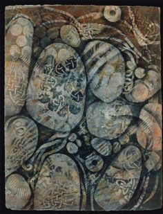 Alice Spencer. One of my favorite printmakers, she never ceases to inspire me.