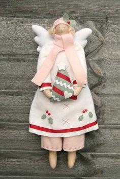 Tilda Christmas Angel by gay