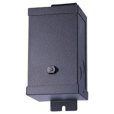 Sea Gull Lighting 94064-12 Dual Output Multi-Tap Transformer, Black, 12-Volt 600-Watt by Sea Gull Lighting. $349.60. From the Manufacturer                Sea Gull Lighting 12-Volt 600-Watt Dual Output (300 each) Accent Transformer is Magnetic Encased in Black Metal Powdercoat Finish and potted to minimize noise and vibration. UL, C-UL and CSA listed, thermally protected, dimmable and have resettable circuit breakers that protect against short circuits. Easy hang bra...