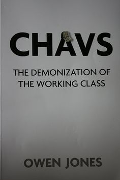 Chavs or the author - you decide