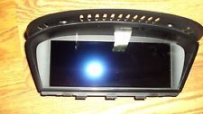 06-09  335 550 650 BMW NAVIGATION DISPLAY SCREEN ON BOARD MONITOR 95829151979