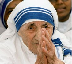 7 Steps to a Holier Life – by Mother Teresa -