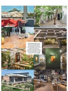 Page 01 Benaki Museum, Green Apartment, Byzantine Art, Acropolis, Athens, Greek, Exterior, Mansions, Architecture