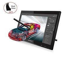 HUION® プロ向けのペン表示 - デジタルペン付けのグラフィックモニター - グローブ付け 液晶タブレットGT-190 Huion http://www.amazon.co.jp/dp/B00LIUKRP4/ref=cm_sw_r_pi_dp_kjBjwb1ZS1061
