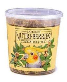 Lafeber Nutriberries Tiel 12.5Oz Tub