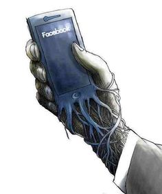 Banksy, the U. street artist who doesn't shy from making commentary on social and technology issues with his graffiti street art, published a new sketch with a terrifying reminder that your iPhone has basically become a parasitic extension. Graffiti, Street Art, Bansky, Gcse Art, Urban Art, Amazing Art, Awesome, Cool Art, Art Drawings